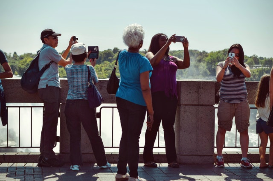 selfie na moste